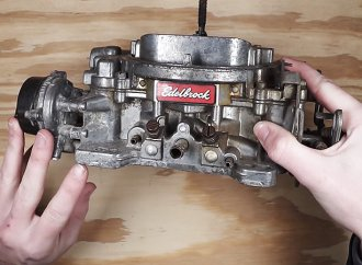 Learn how to rebuild a carburetor in handy two-part video
