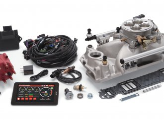 Edelbrock launches Pro-Flo 4 fuel-injection kit