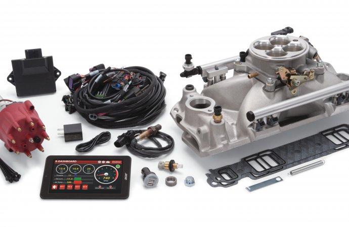 Edelbrock launches Pro-Flo 4 fuel-injection kit