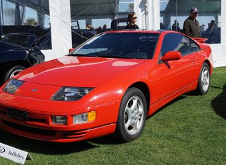 Collectors, especially millennials, taking note of rising Nissan 300ZX