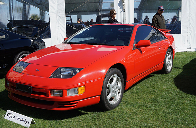 Collectors, especially millennials, are really starting to take notice of the Nissan 300ZX. | Andy Reid photo