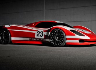 Here's the story behind the stunning Porsche 917 tribute concept