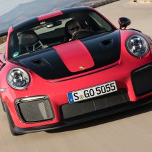 Porsche rebuilding four 911 GT2 RS models after transport ship sinks