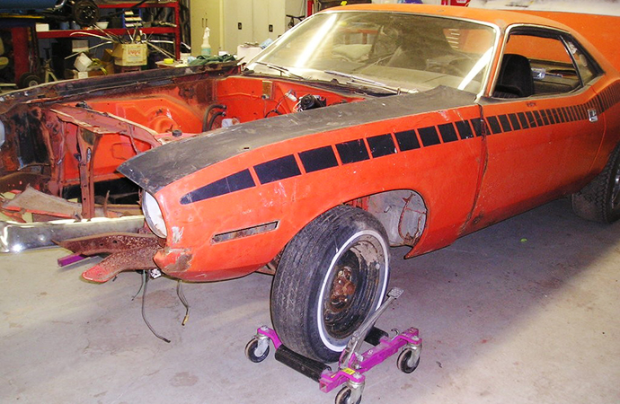 Project management: How to plan your car restoration