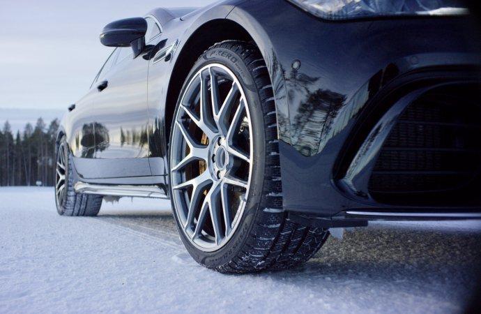 Pirelli showcases P Zero Winter, special track-day tires