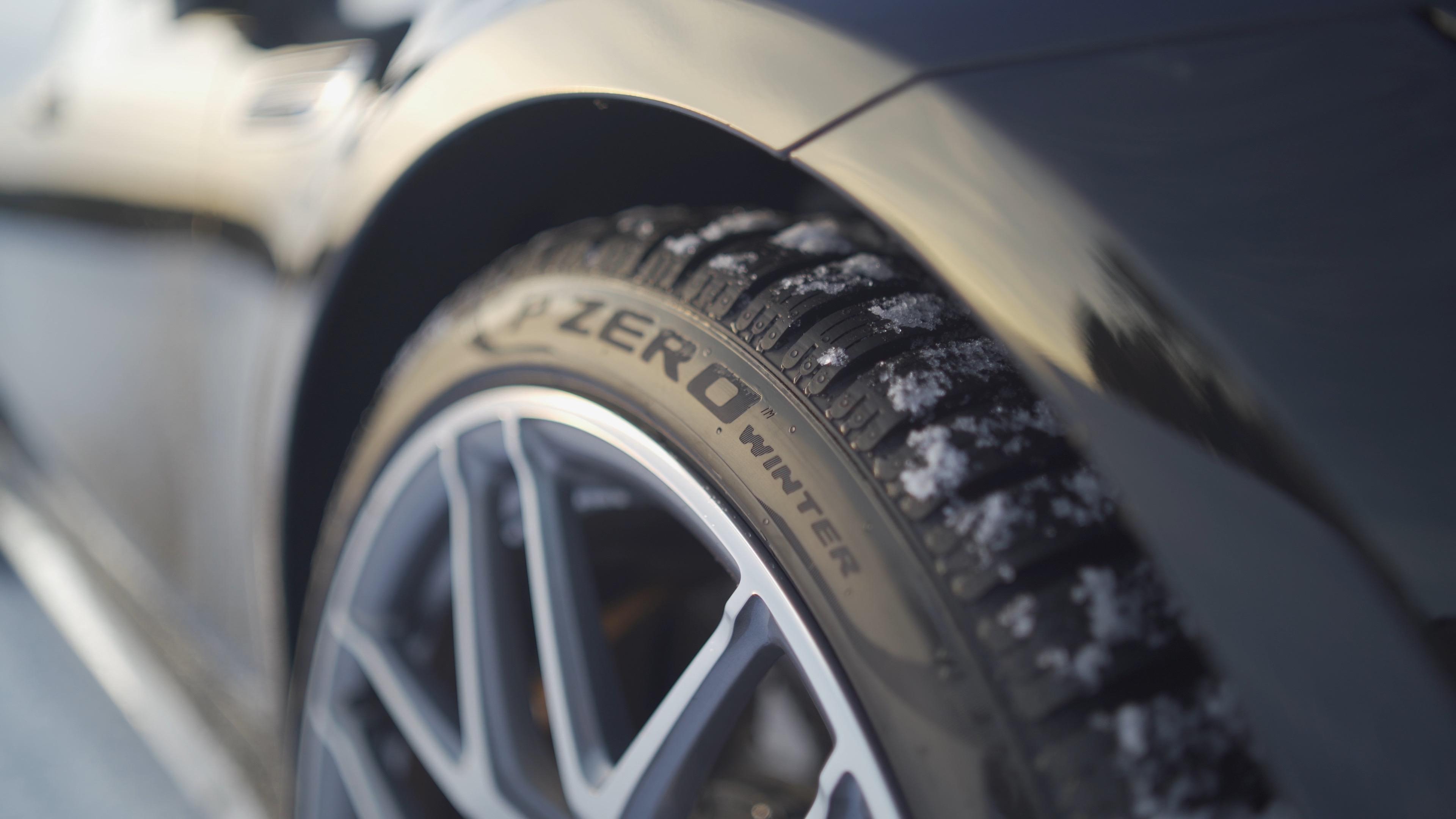 Pirelli, Pirelli showcases P Zero Winter, special track-day tires, ClassicCars.com Journal