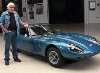 Rare 1971 Marcos GT visits 'Jay Leno's Garage'
