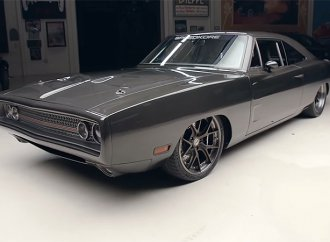SpeedKore's Demon-powered 1970 Dodge Charger visits 'Jay Leno's Garage'