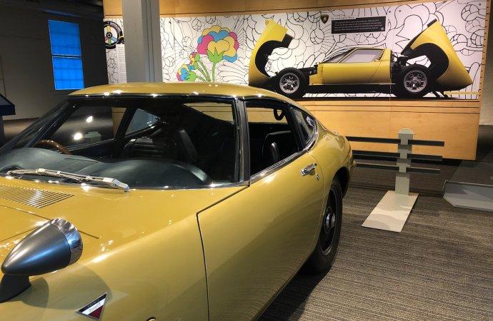Saratoga museum celebrates the revolutionary '60s