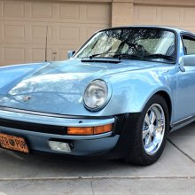 Turbo-launched Porsche 930 remains a performance icon