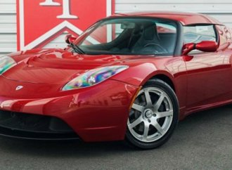2008 Tesla Roadster is Pick of the Day