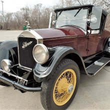 True Classic: 1926 Pierce Arrow roadster at an affordable price
