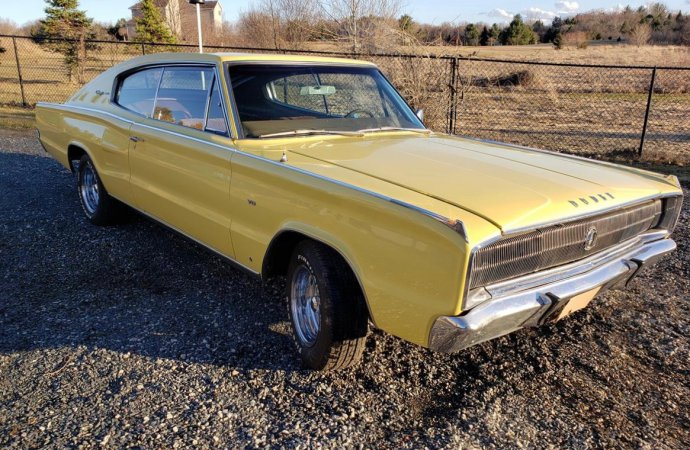 1969 Dodge Charger needs some TLC