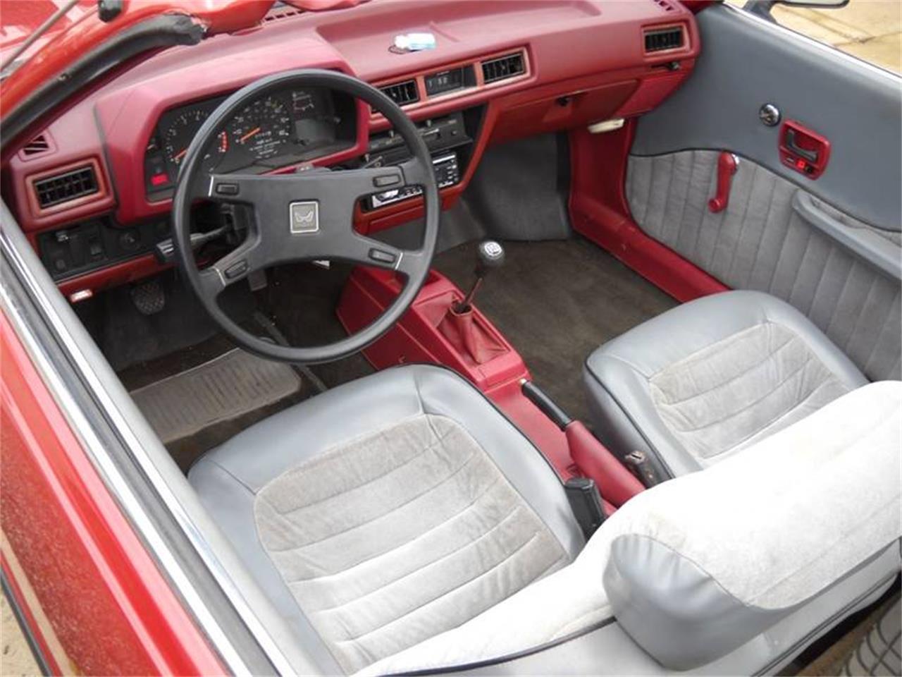 1981 Honda Prelude, 1981 Honda Prelude convertible is rare, indeed, ClassicCars.com Journal