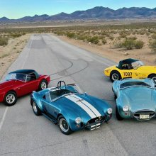 Cobras, Plymouth Rapid Transit cars highlight Steven Juliano Estate Collection