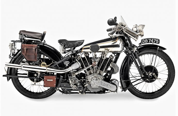 Bonhams offers more than 400 motorcycles at Stafford auction