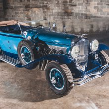 Duesenbergs highlight upcoming Guyton Collection auction