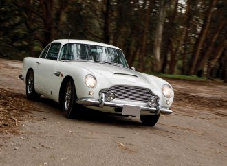 RM Sotheby's adds Aston Martin single-marque sale to Monterey schedule