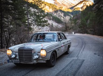 Video series turns used classic into rally racer