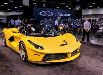 RM Auctions' Florida sale reaches record total; modern exotics rule