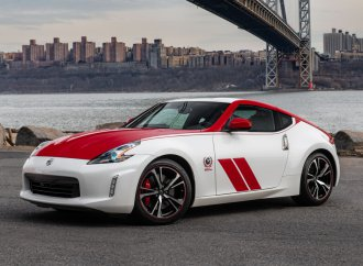 Nissan honors BRE with 50th anniversary Z car