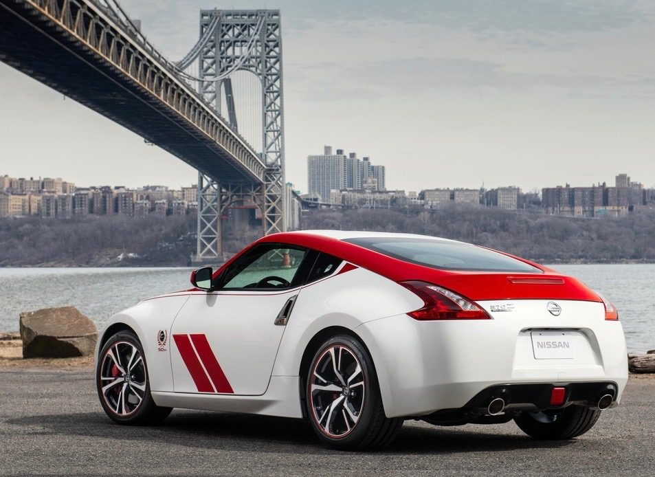 nissan honors bre with 50th anniversary z car for 2020