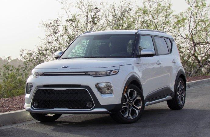 Driven: 2020 Kia Soul X-Line