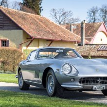 1965 Ferrari 275 GTB tops Artcurial auction in Paris