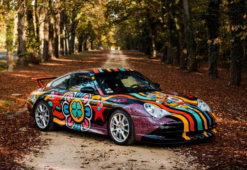 Porsche, Speedy Graphito Porsche headed to auction, ClassicCars.com Journal