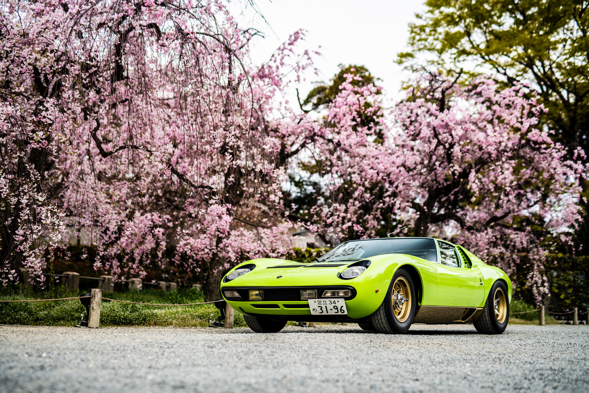 Japanese concours, Lamborghini 3500 GTZ takes top honors at Japanese concours, ClassicCars.com Journal