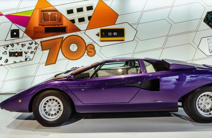Car Museums News Update Lamborghini Museum Rebranded