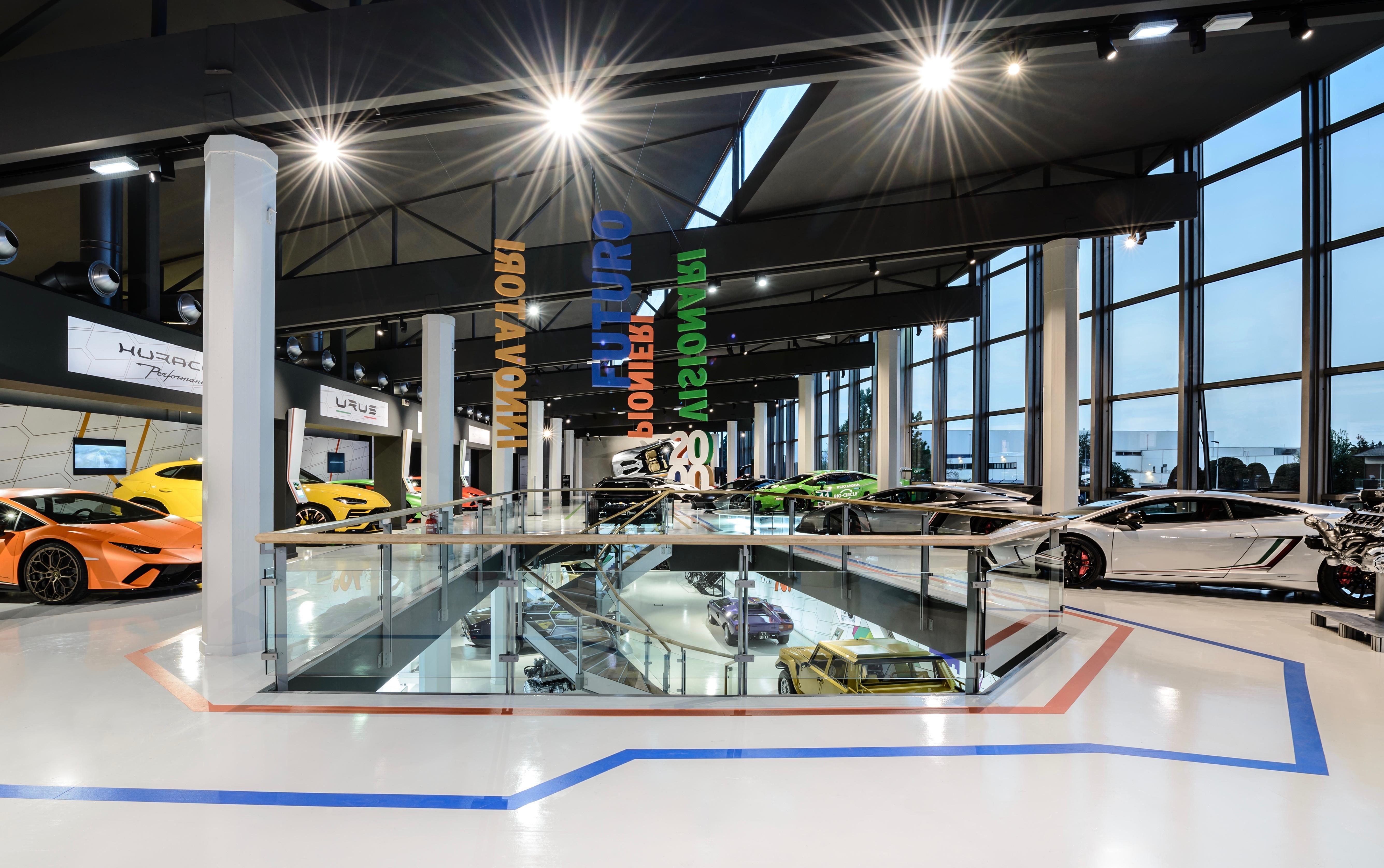 Car museums, Lamborghini museum rebranded, ClassicCars.com Journal