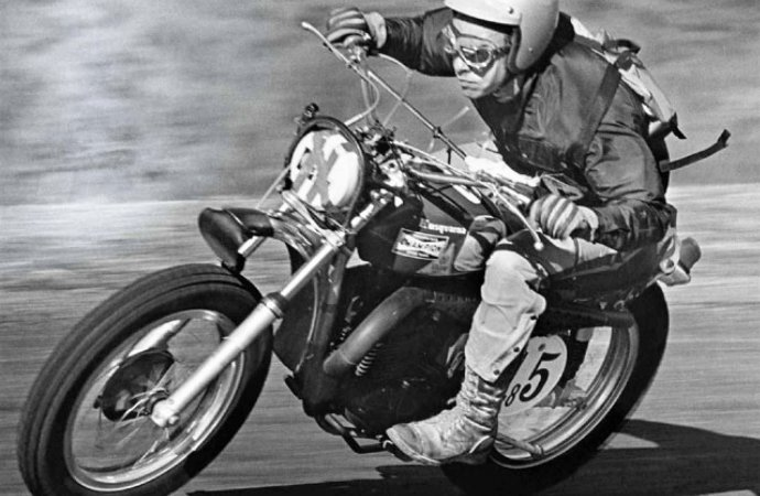 Malcolm Smith, motorcycle-racing legend, honored at Quail Gathering