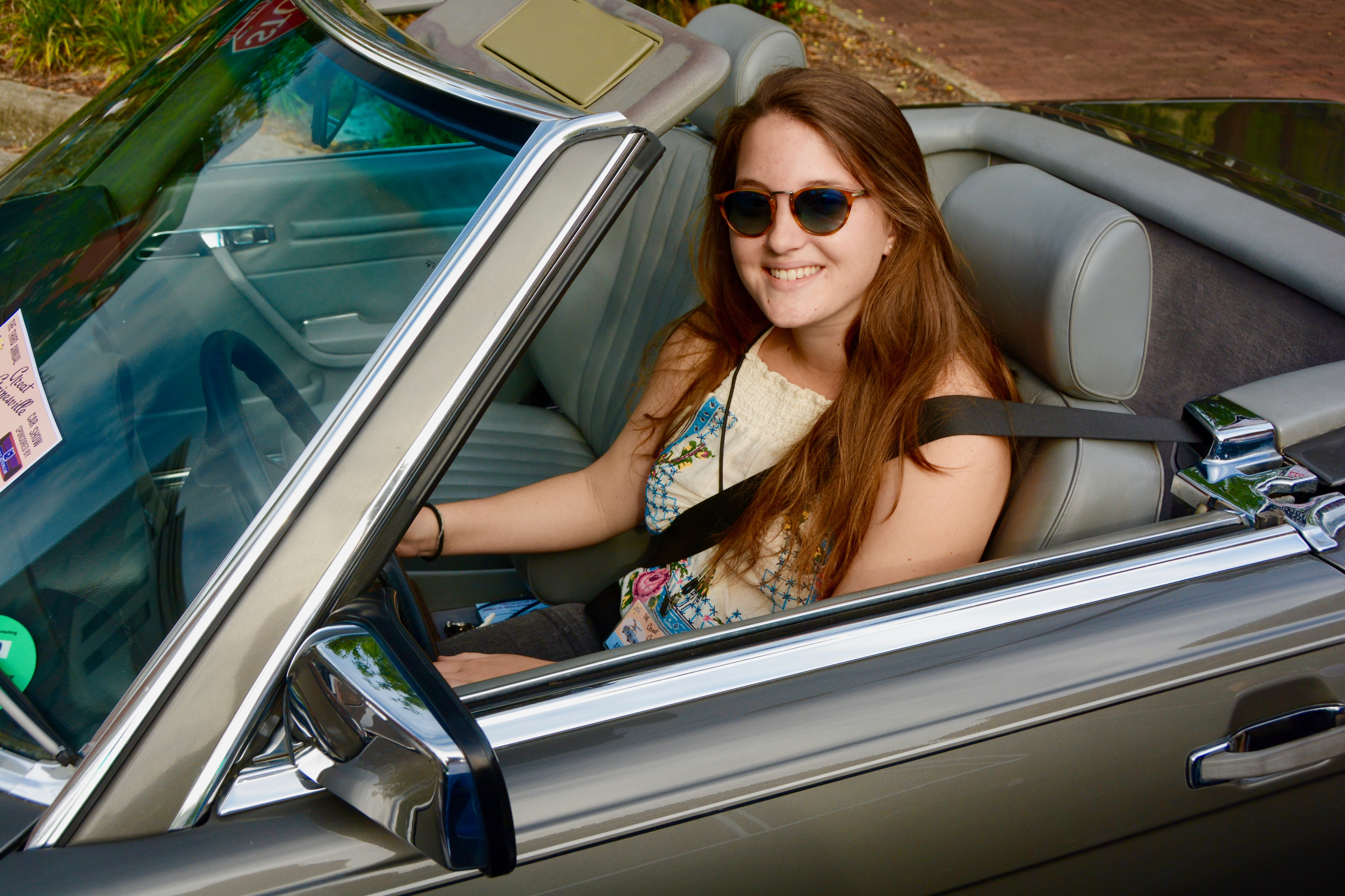 College, College kids and cars connect, ClassicCars.com Journal