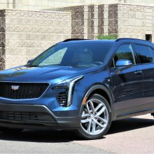 Compact Cadillac XT4 crossover hits luxury-market sweet spot