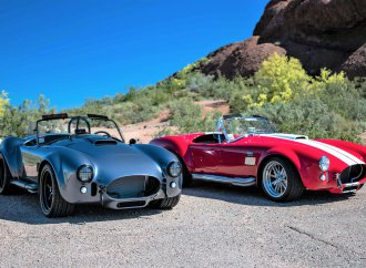 Cobras strike with vast power, raw-boned driving fun