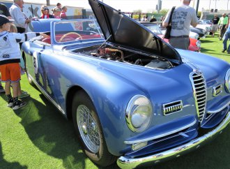 Copperstate 1000 again thrills with sendoff show of special cars