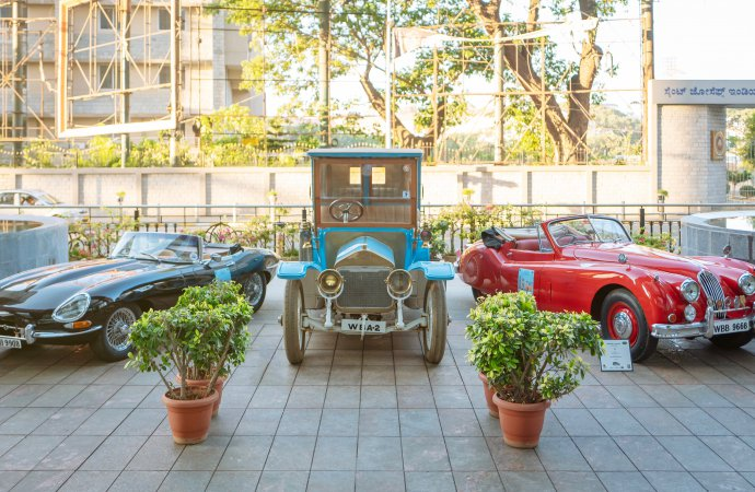 Youth, women encouraged to join collector car movement in India