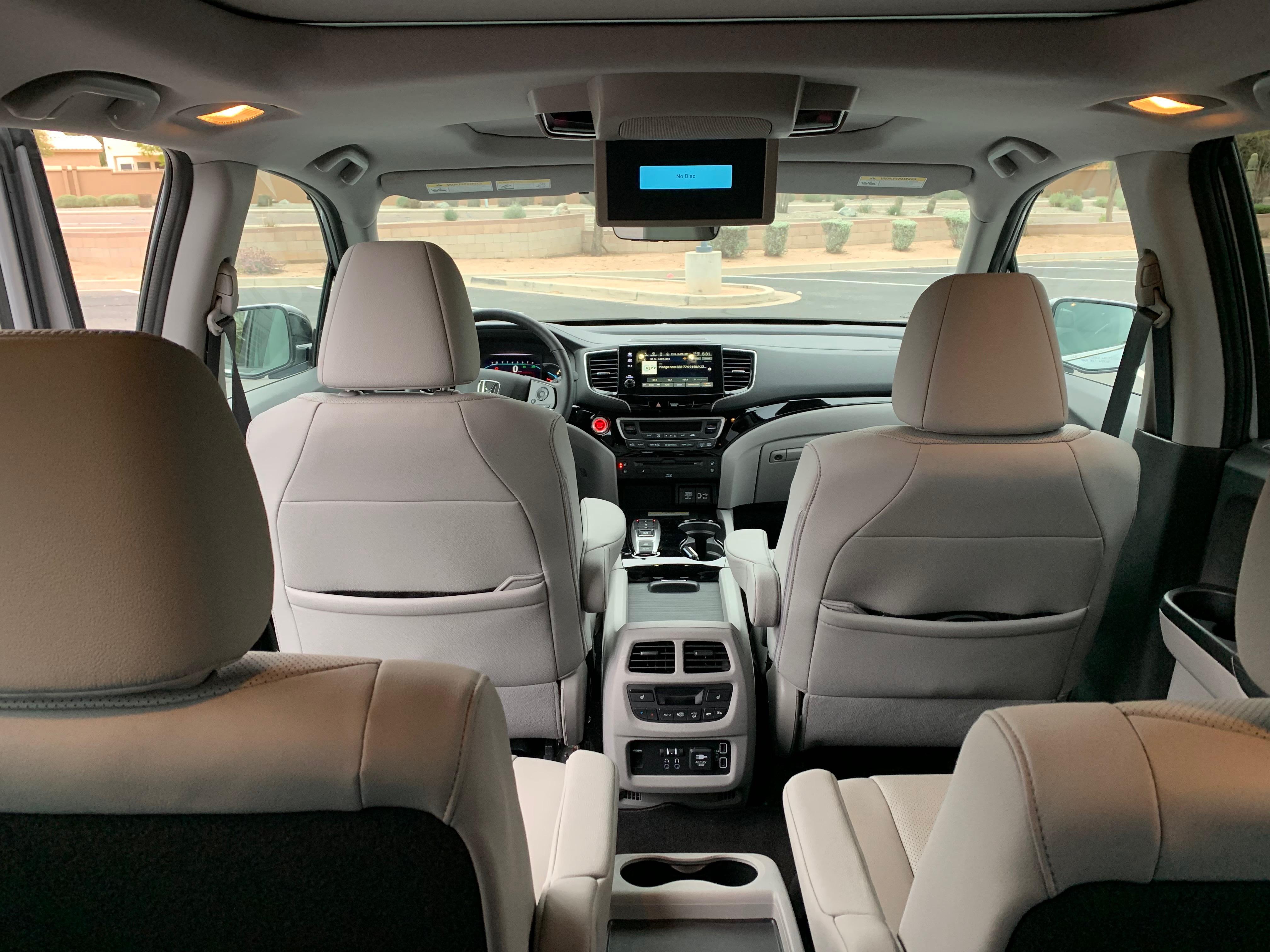 Honda Pilot, New Honda Pilot boasts all-day road trip comfort, ClassicCars.com Journal