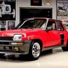 1985 Renault RS Turbo2 rockets into Jay Leno's Garage