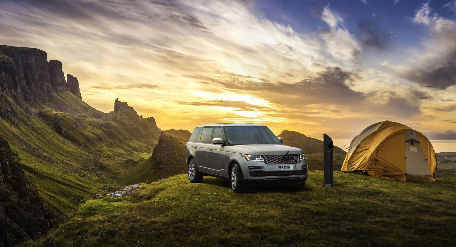 Land Rover really went the distance for its prank. | Land Rover photo