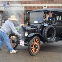 T time: Gilmore museum offers Model T driving experiences