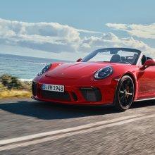 Porsche Design offers new Speedster chronographs