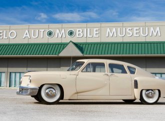 Tucker, one-off Duesenberg highlight Tupelo museum auction