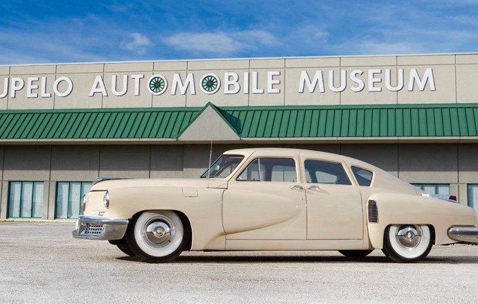 Tucker, one-off Duesenberg highlight Tupelo museum auction