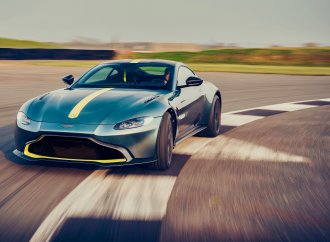 Aston Martin offers third-pedal for new Vantage AMR