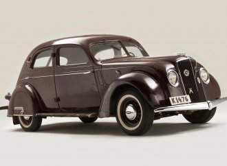Volvo showcases past and present at Techno Classica