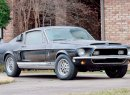 This barn find Shelby GT500 will be on the Mecum auction block next month. | Mecum photos