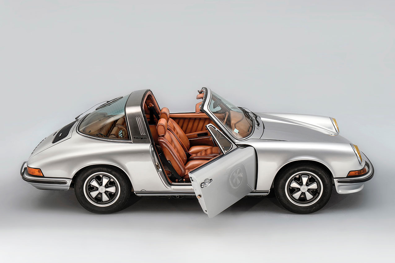 Berluti leather Porsche offered in Sotheby's online auction