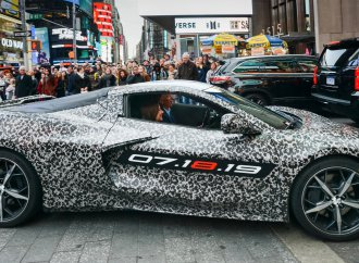 GM confirms mid-engine Corvette unveiling for July 18